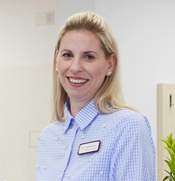 Arzthelferin Sandra Wenzel